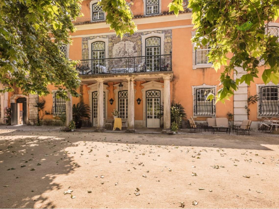 Rezydencja nasprzedaż wLizbonie