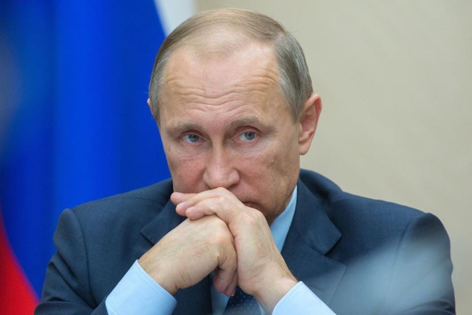 Władimir Putin. Fot.Internet.