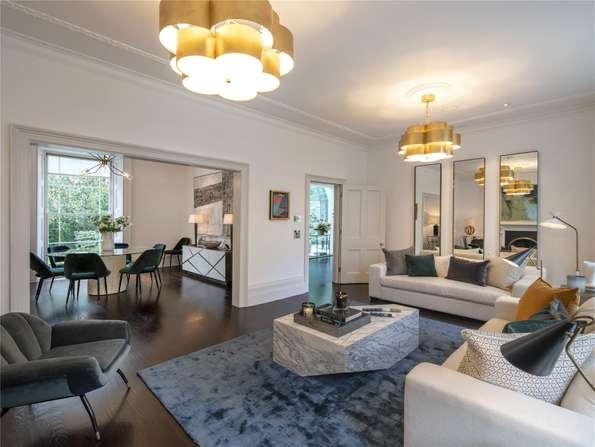Mieszkanie przy Regent's Park