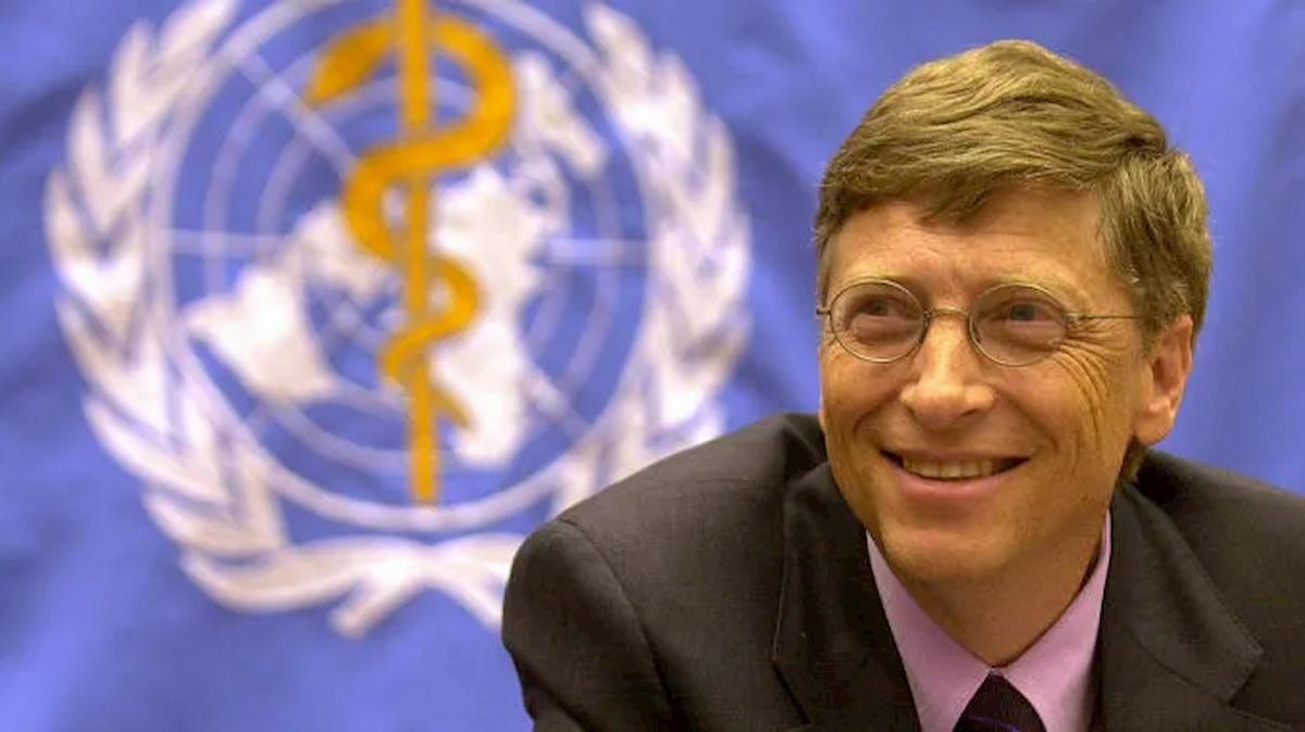 Bill Gates. Fot.Internet