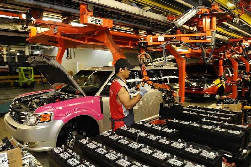 Globalny rynek pracy przeżywa załamanie, fot.wikimedia