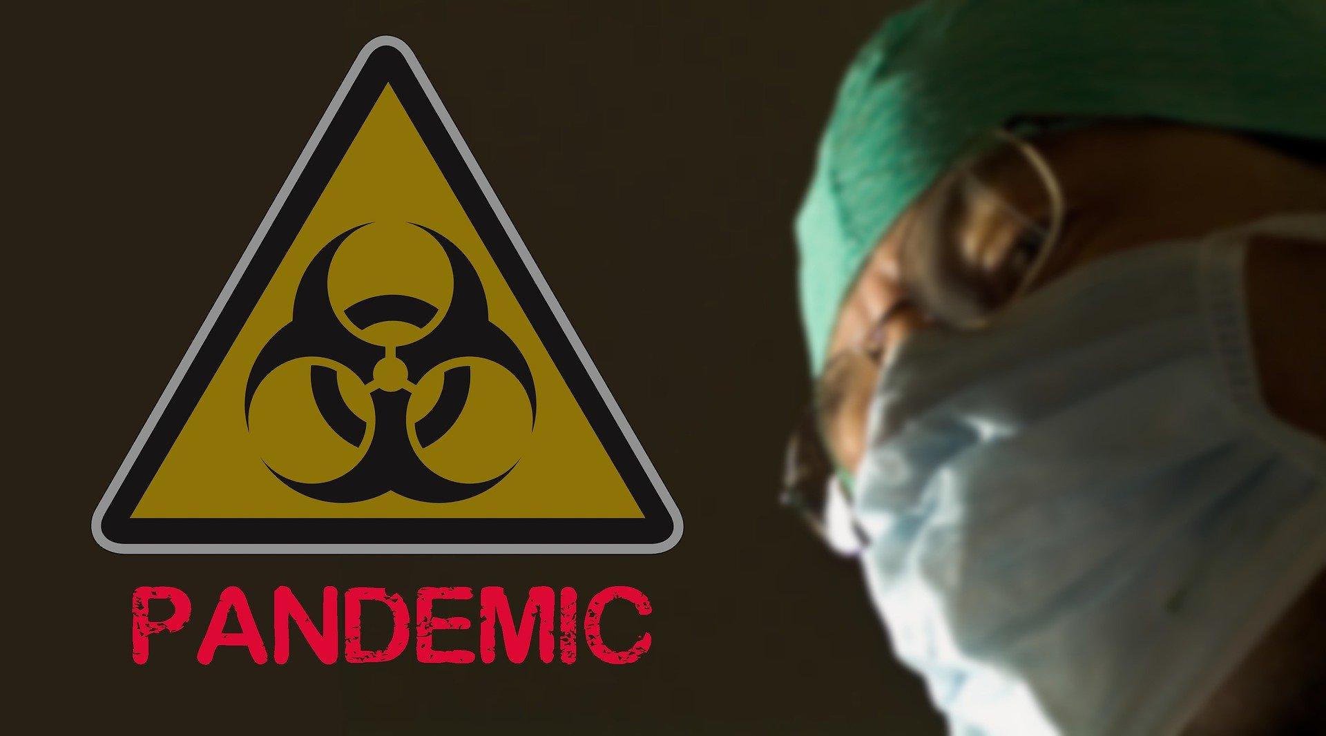 Ponad 3 tysiące zarażonych SARS-CoV-2