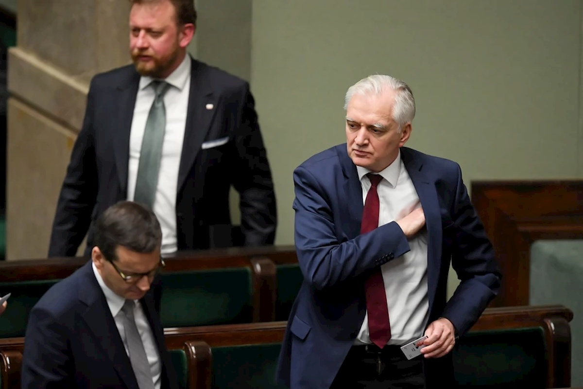 Jarosław Gowin. Fot.PAP