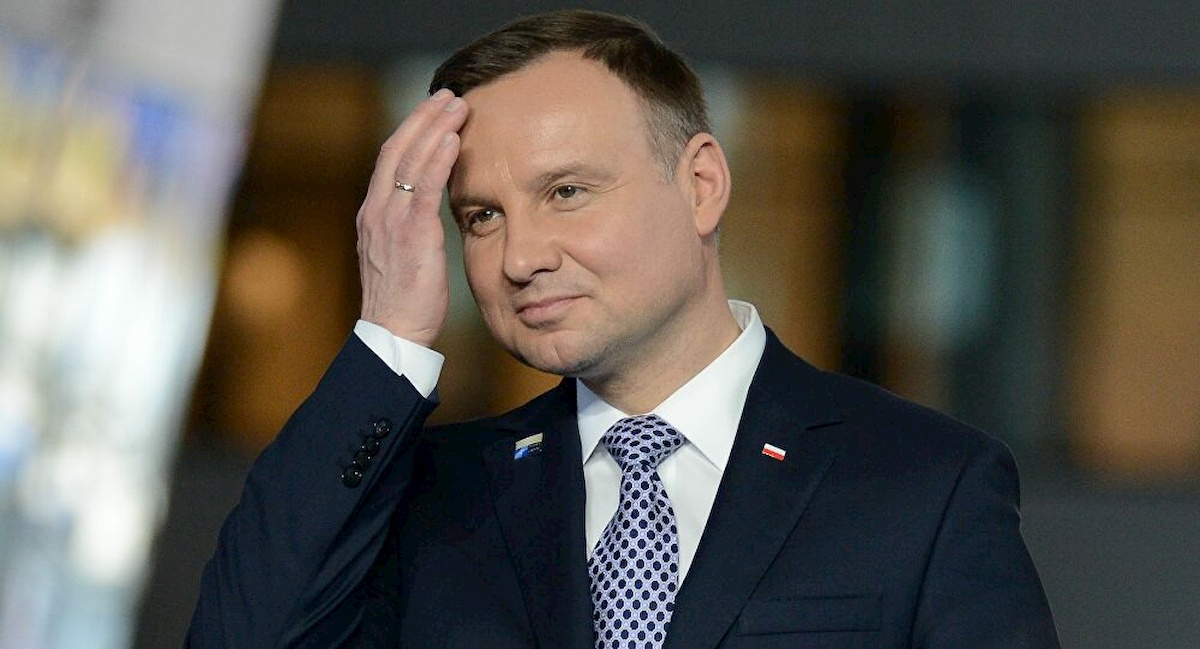 Andrzej Duda. Fot.internet