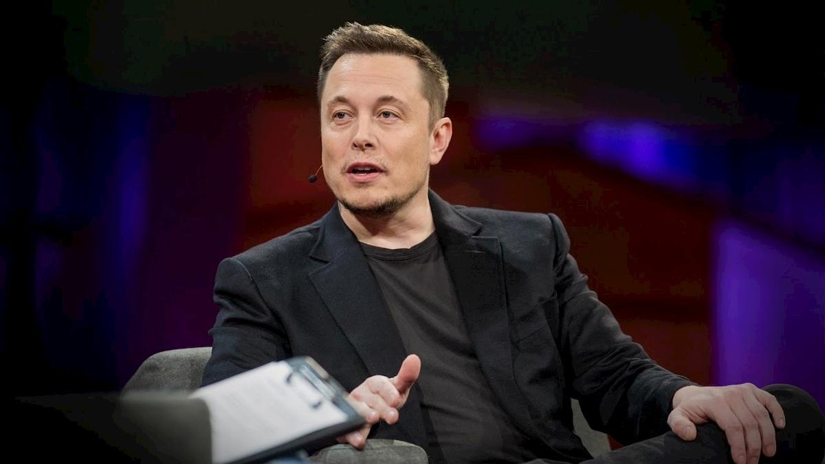 Elon Musk. Fot.Internet