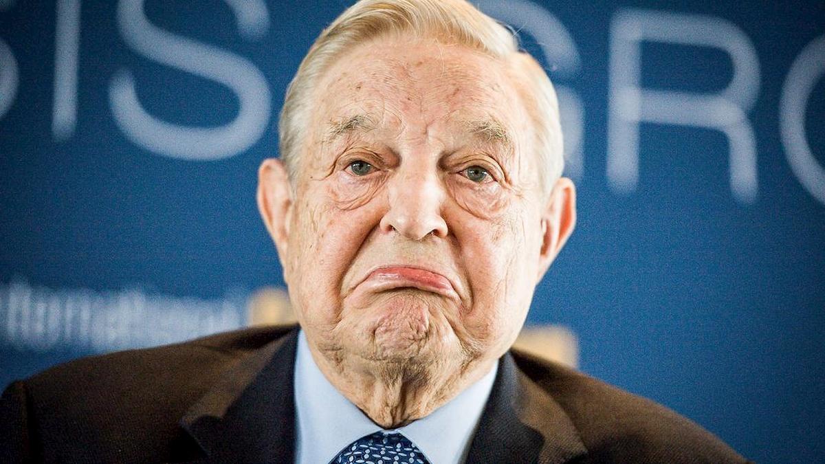 George Soros. Fot.Internet