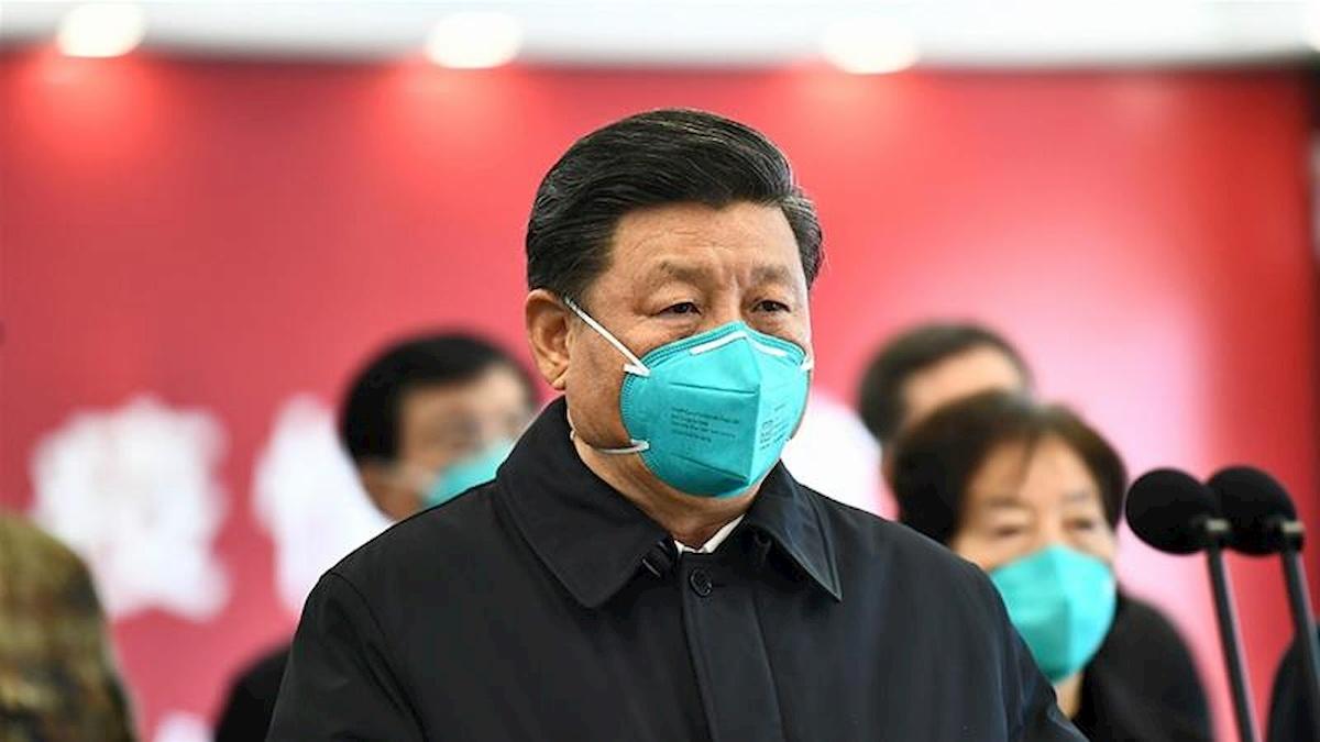Xi Jinping. Fot.YouTube