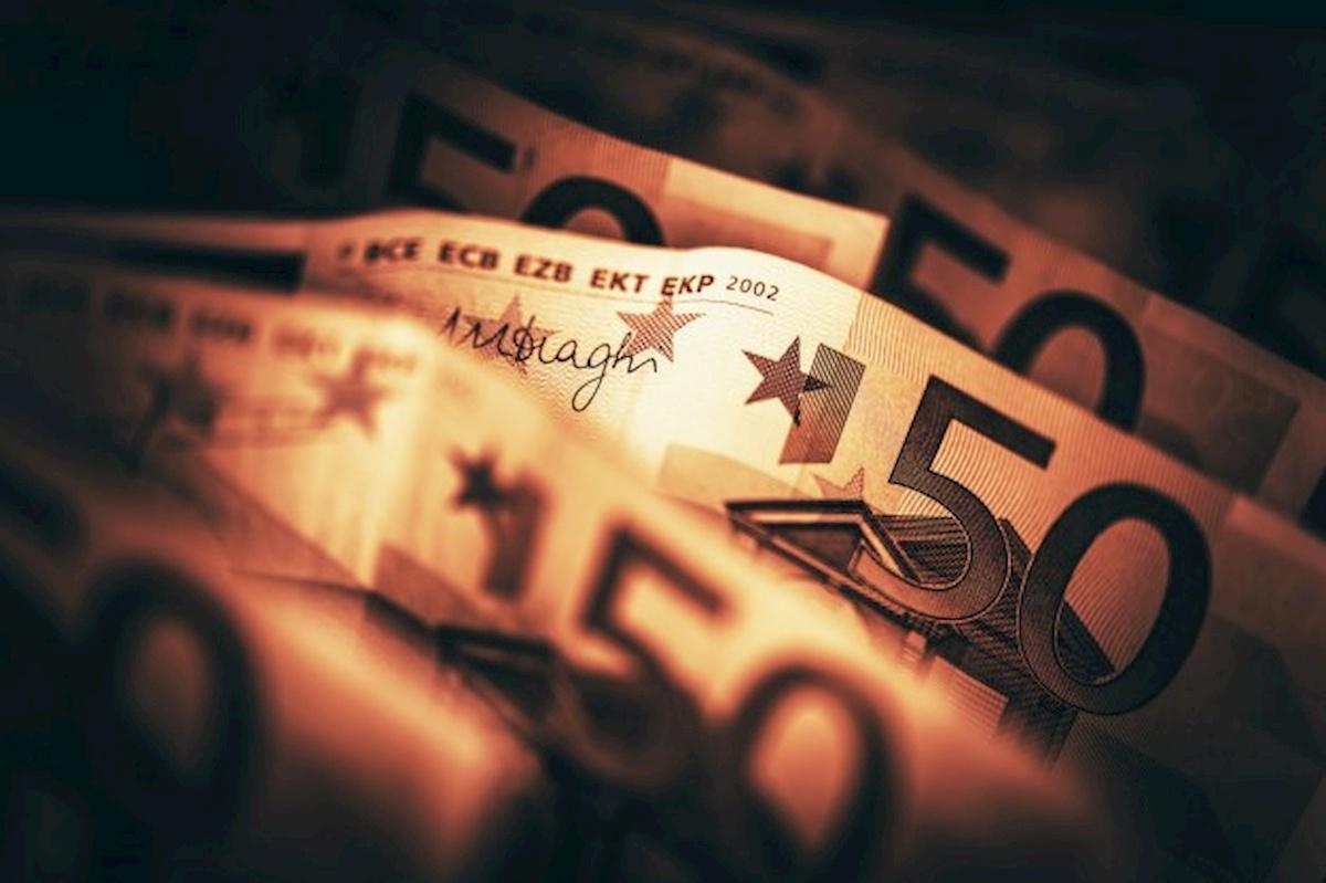 Banknoty euro. Fot.www.freepik.com