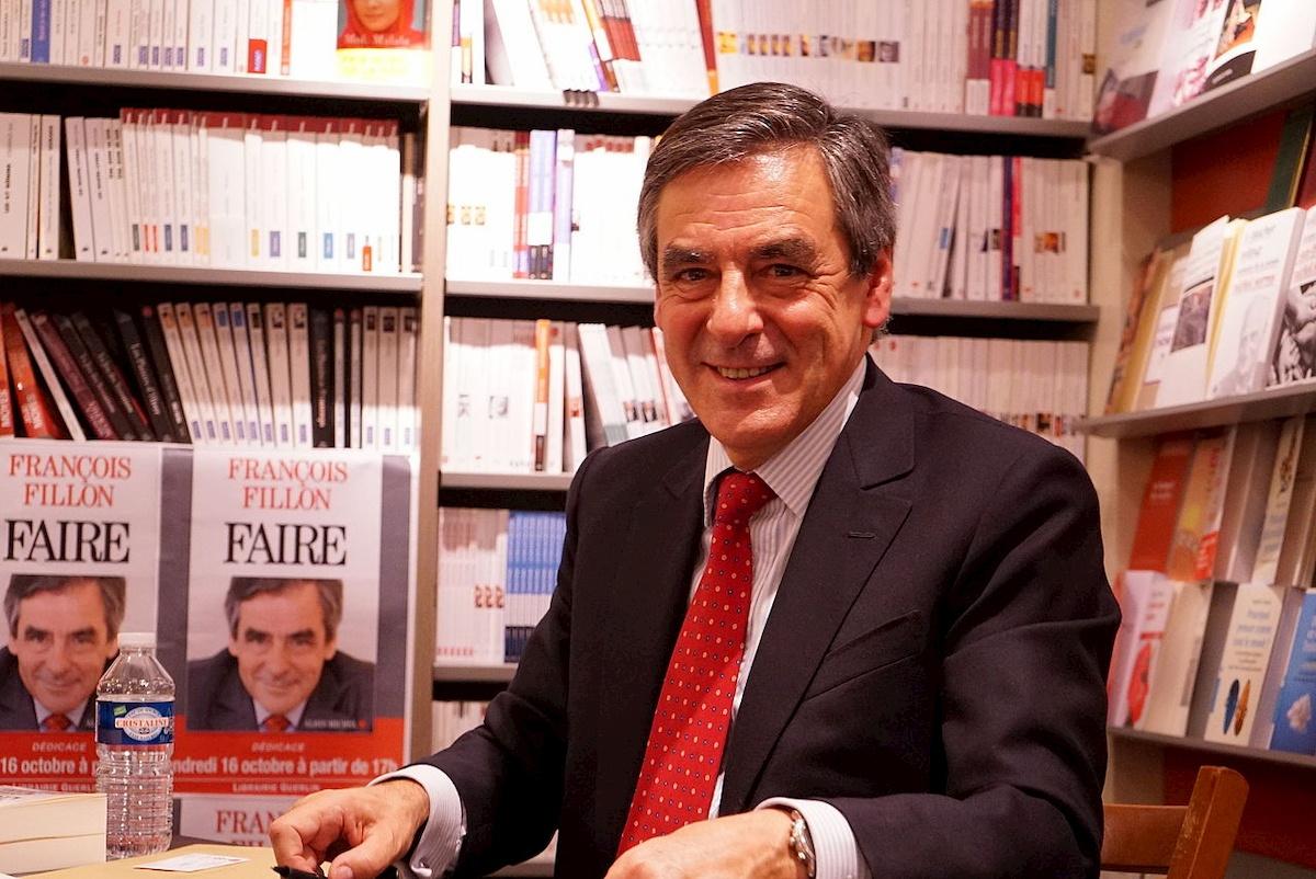 François Fillon. Fot.domena publiczna