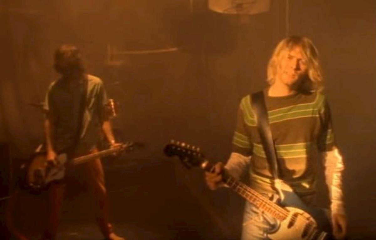 Kurt Cobain. Fot.YouTube