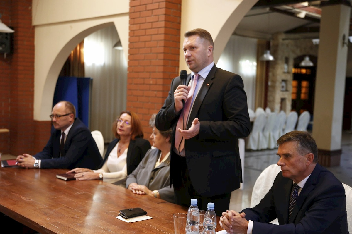 Przemysław Czarnek. Fot.Facebook