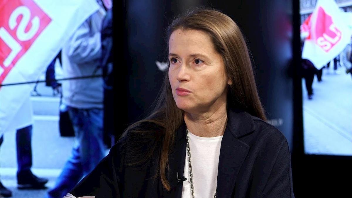 Monika Jaruzelska. Fot.YouTube