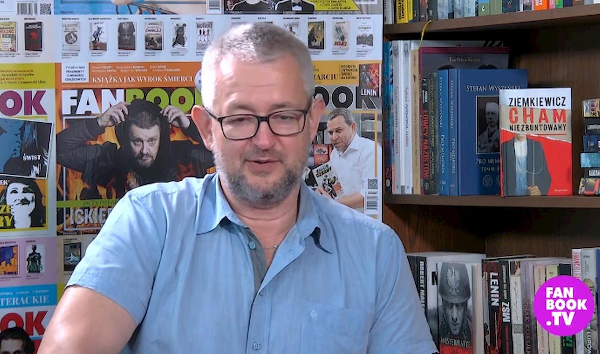 Rafał Ziemkiewicz. Fot.FanBook