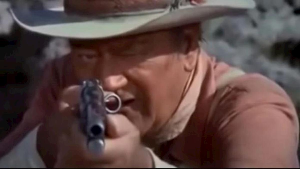 John Wayne. Fot.YouTube