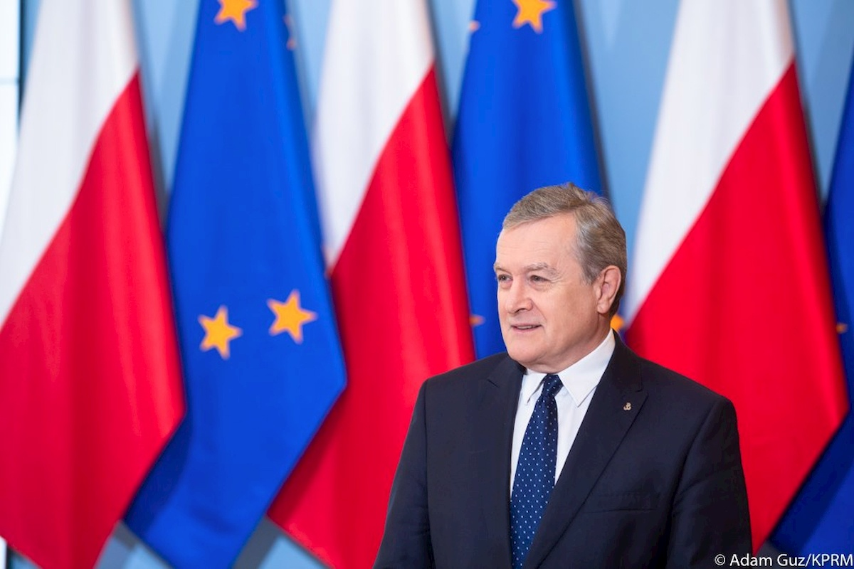Prof. Piotr Gliński. Fot.Facebook