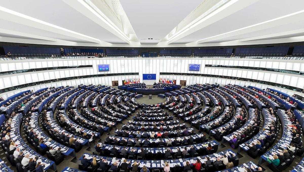 Parlament Europejski. Fot.domena publiczna