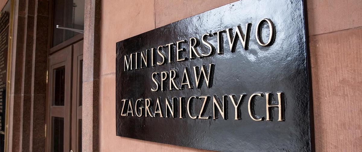 Ministerstwo Spraw Zagranicznych. Fot.domena publiczna