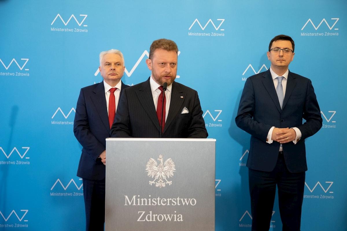 Łukasz Szumowski. Fot.Facebook