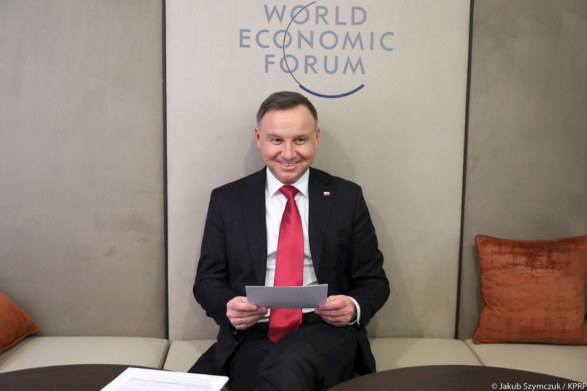 Andrzej Duda. Fot.Facebook