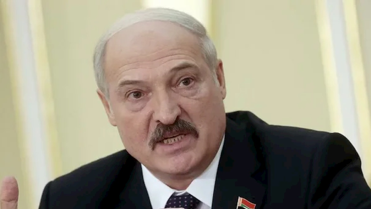 Aleksander Łukaszenko. Fot.domena publiczna
