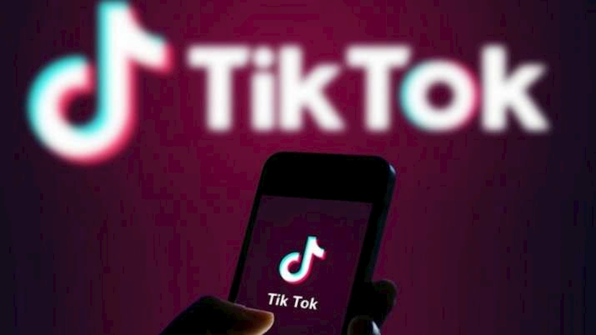 TikTok. Fot.Flickr