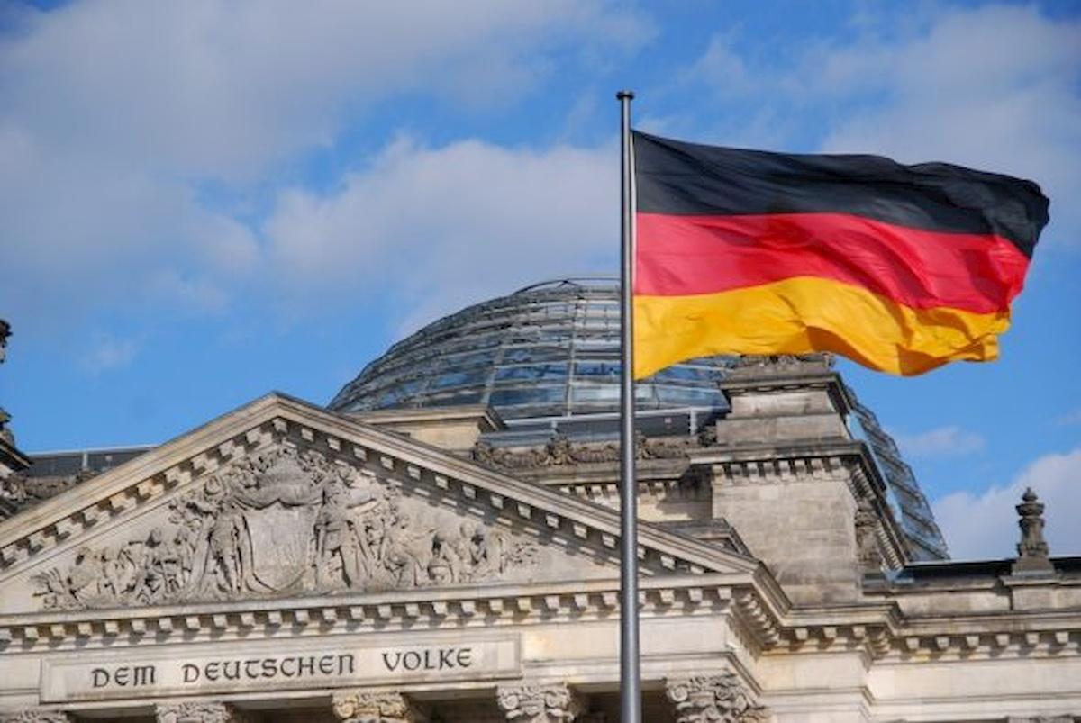 Bundestag. Fot.MaxPixels