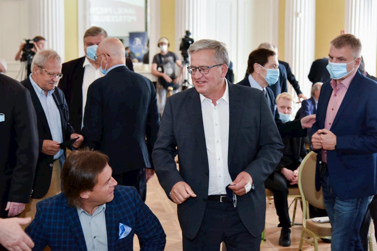Bronisław Komorowski. Fot.Facebook