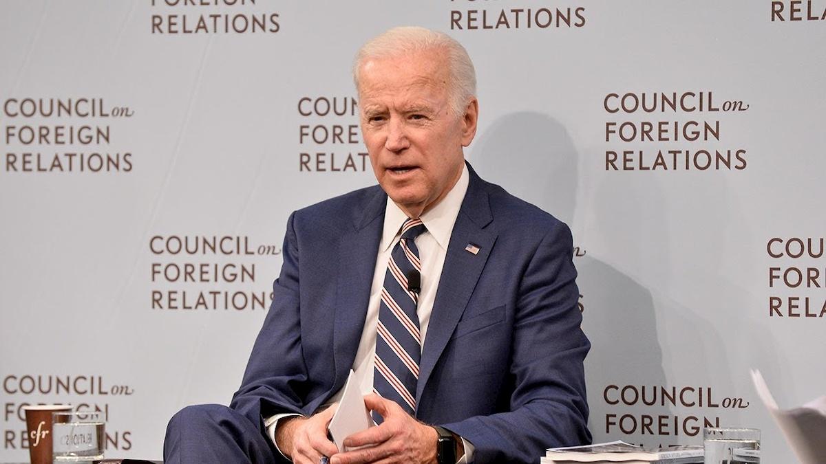 Joe Biden. fot.domena publiczna