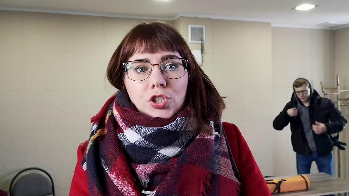 Członkini Rady Koordynacyjnej Olga Kowalkowa. Fot.YouTube