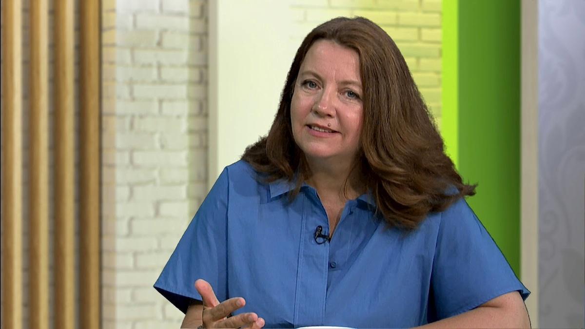Joanna Lichocka. Fot.YouTube