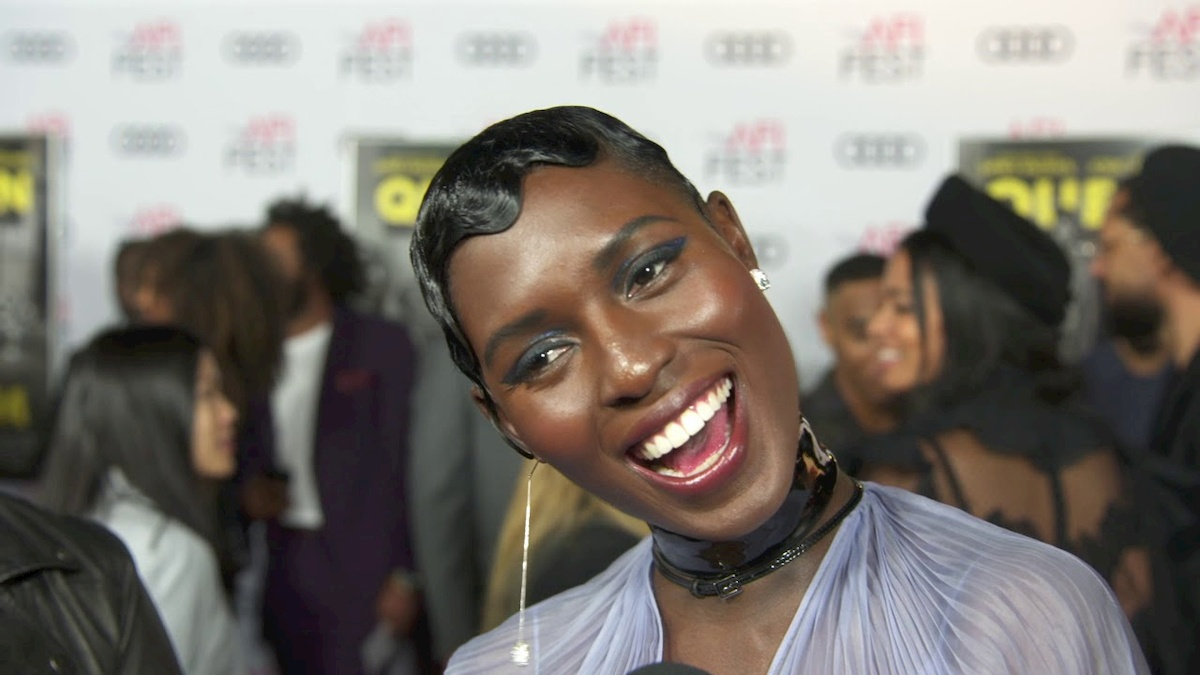 Jodie Turner-Smith. Fot. YouTube