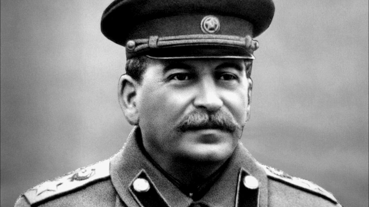 Józef Stalin. Fot.domena publiczna