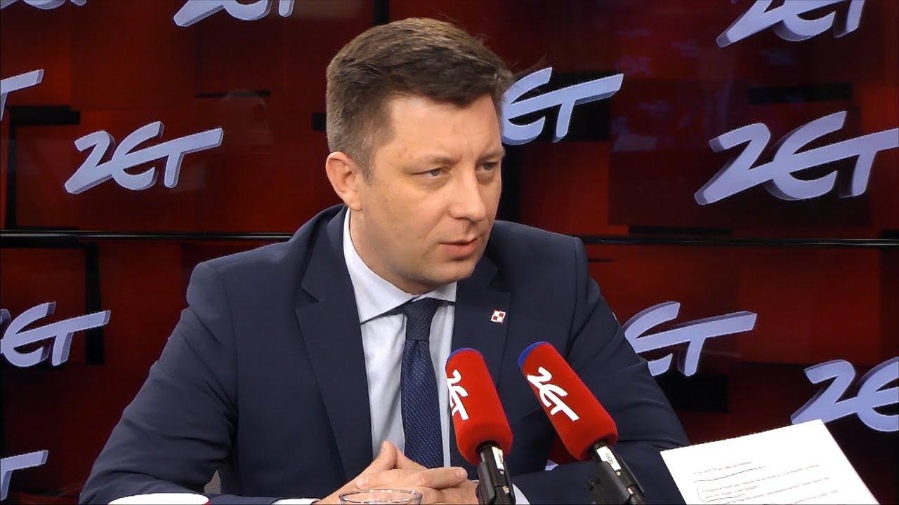 Michał Dworczyk. Fot.YouTube
