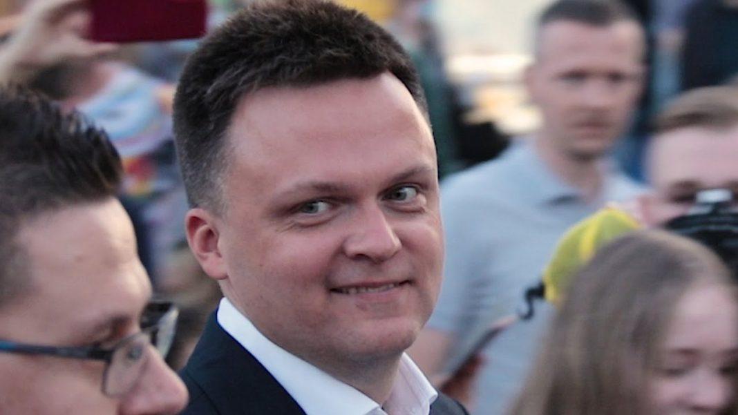 Szymon Hołownia. Fot.YouTube