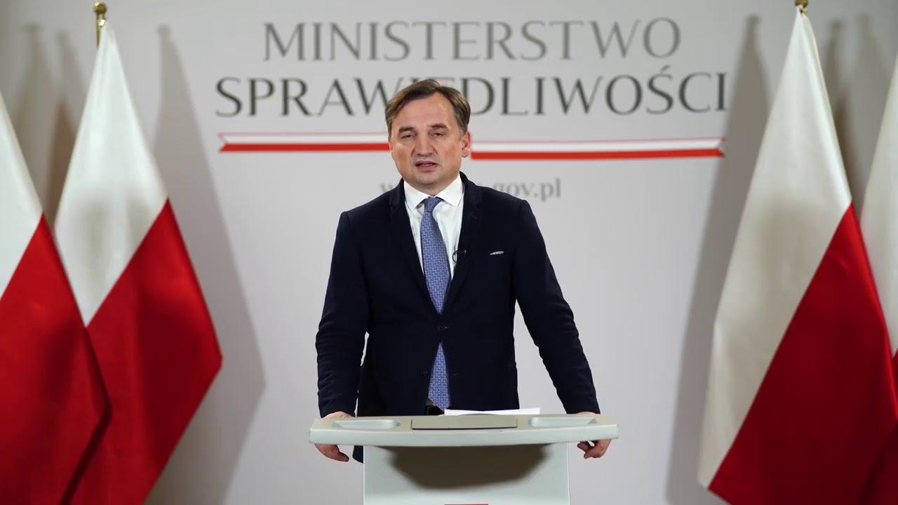 Zbigniew Ziobro. Fot.YouTube