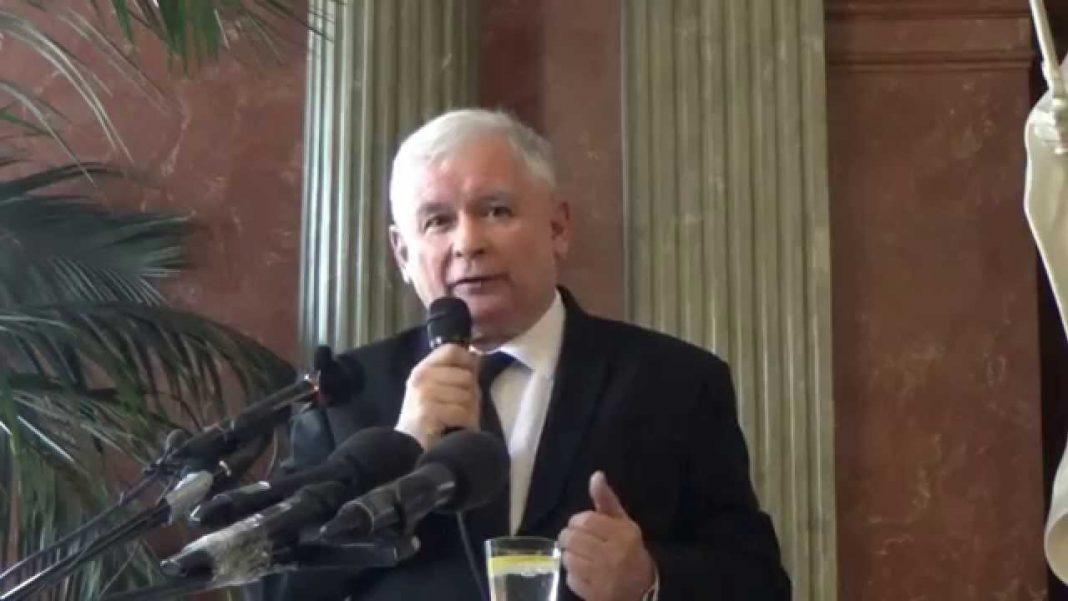 Jarosław Kaczyński. Fot.YouTube