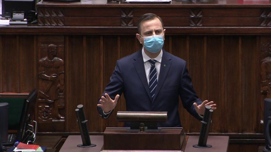 Władysław Kosiniak-Kamysz. Fot.YouTube