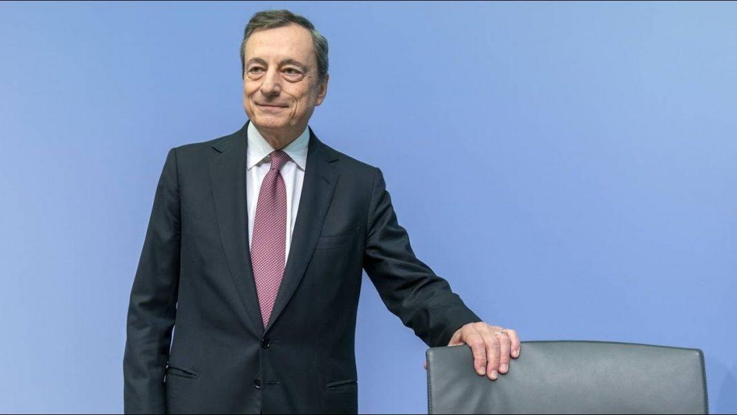 Mario Draghi. Fot.YouTube
