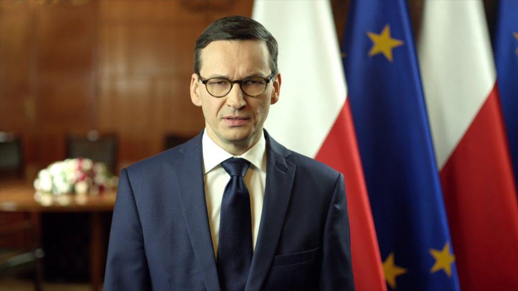 Mateusz Morawiecki. Fot. YouTube