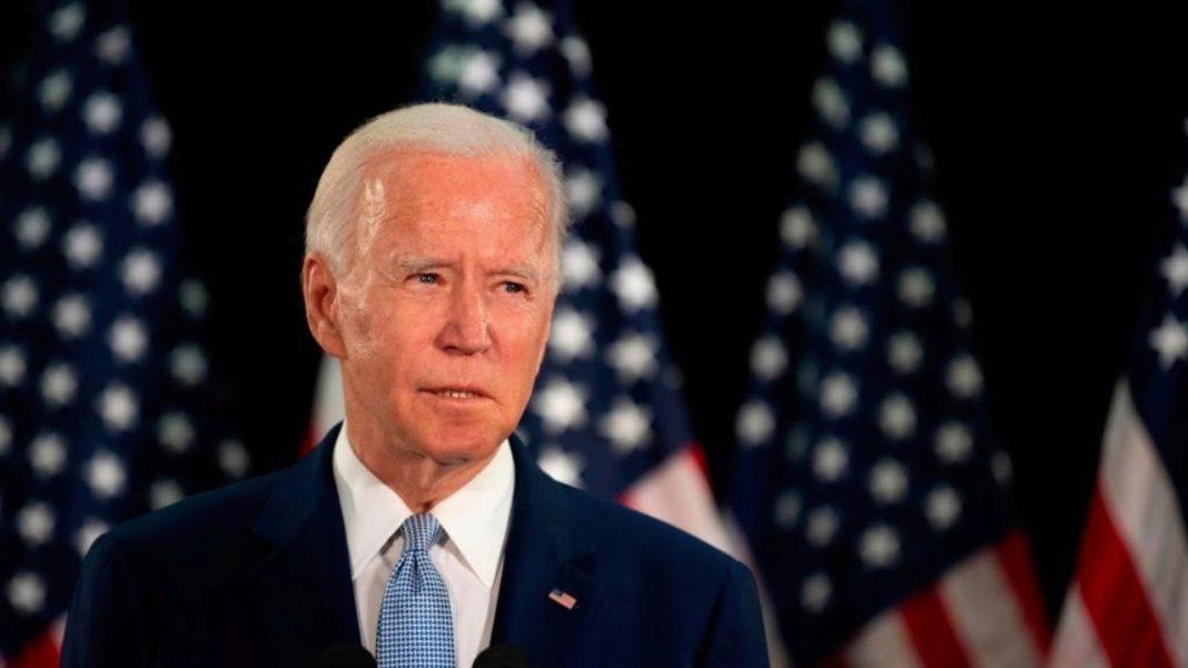 Joe Biden. Fot.YouTube