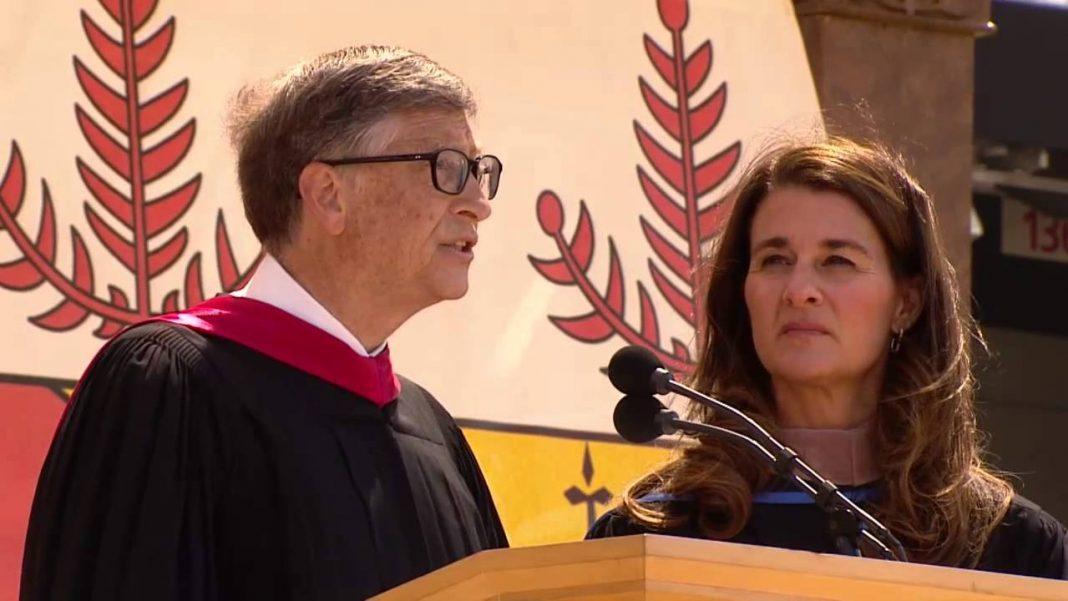 Melinda iBill Gates. Fot.YouTube