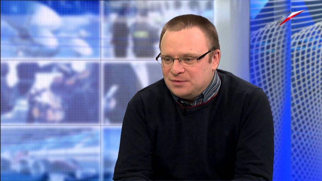 Łukasz Warzecha. Fot.YouTube