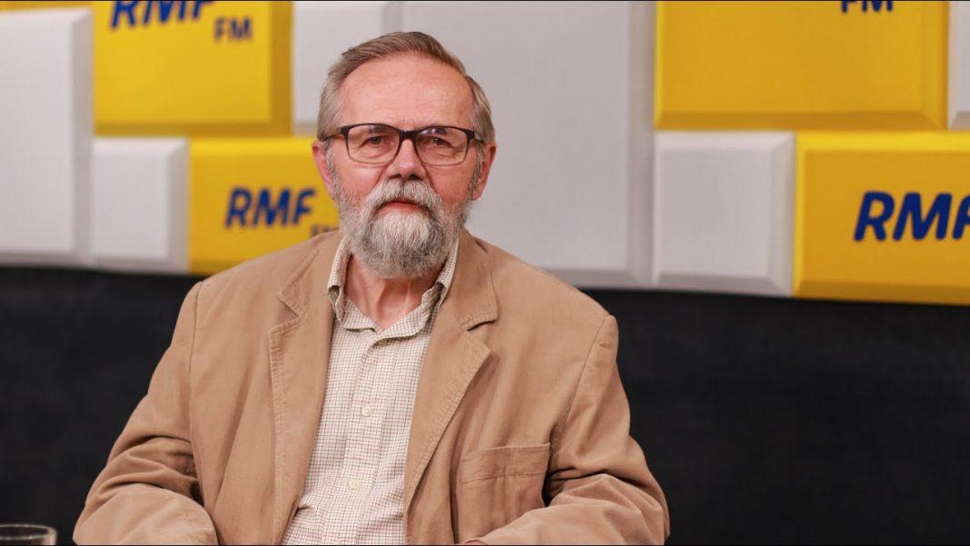 Ryszard Bugaj. Fot. YouTube